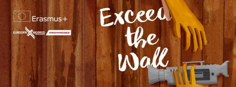 exceed the wall